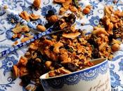 Nutty Honey Maple Granola