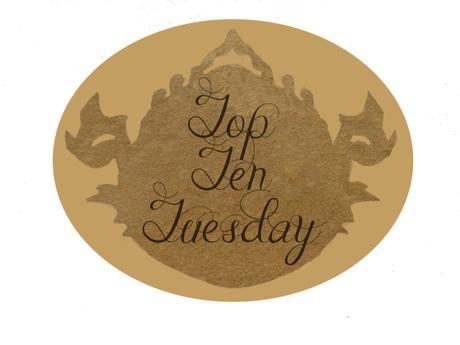 Top Ten Tuesday – Authors I'd Love To Meet