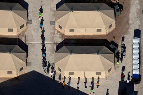 Trump Sends Thousands Of Children To Texas Desert
