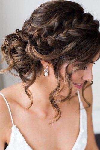 72 Best Wedding Hairstyles For Long Hair 2018 Paperblog