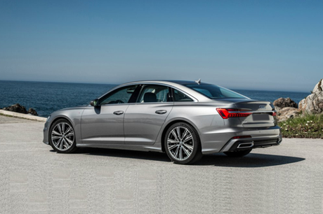 Audi A6 – A Dominating Glamorous Saloon