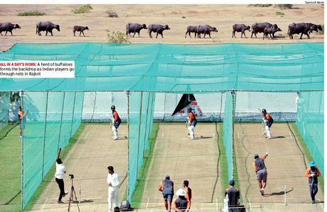 Indian openers ~ WI test at Rajkot tomorrow
