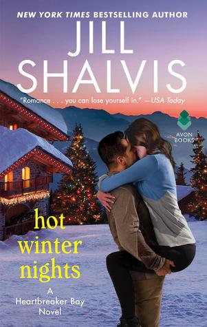 Hot Winter Nights by Jill Shalvis- Feature and Review