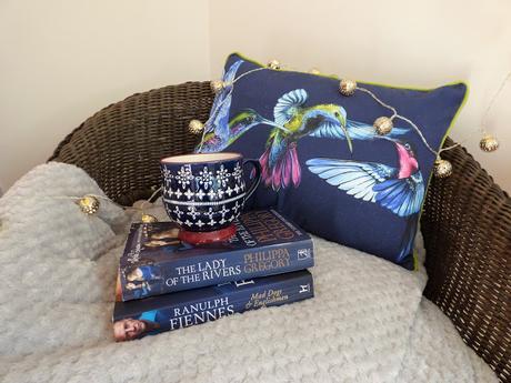 Autumn Home Style | Reading Nook Essentials with Wilko Shrewsbury