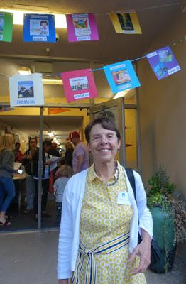 BEDTIME STORY JAM, Author Visit at Westwood Charter School, Los Angeles, CA