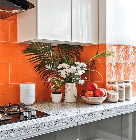 Kitchen decor: of aesthetic, cheerful and multifunctional spaces
