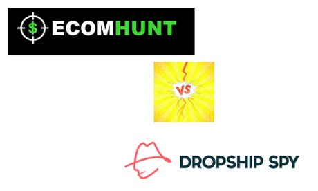 EComHunt v/s DropshipSpy 2018: Which Is Best Dropshipping Plugin?