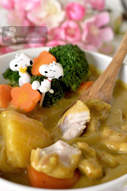 copycat House Vermont Japanese chicken curry cooked scratch apple honey