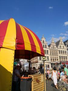 This weekend in Antwerp: 5th, 6th & 7th October