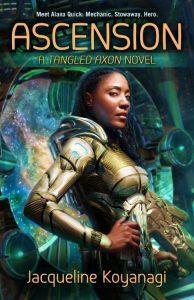 Mars reviews Ascension: A Tangled Axon Novel by Jaqueline Koyanagi