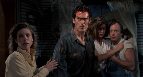 31 Days of Halloween: Evil Dead II: Dead By Dawn