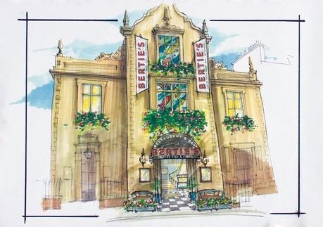 News: Bertie's Restaurant and Bar for Edinburgh Old Town