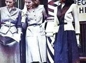 1940s Fashion Fall Dresses 1944