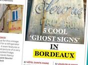Bordeaux Ghost Signs Featured easyJet Traveller In-flight Magazine
