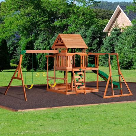Backyard Swings and Playsets