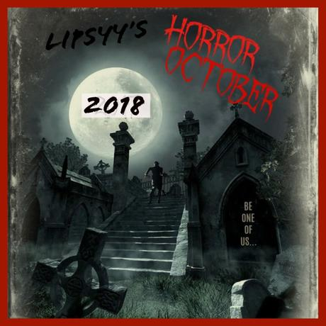 Welcome to Horror October 2018 #HO18