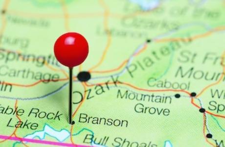 Road Trip Part 1: Branson to Bisbee