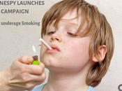 TheOneSpy Launches Campaign Against Underage Smoking