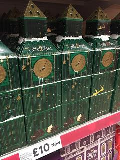 Bailey's Yule Log, Christmas Tree Crisps, Cinnamon Coca Cola etc (Spotted In Shops)
