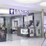 Bangs Prime Salon SM Marikina Branch StoreFront