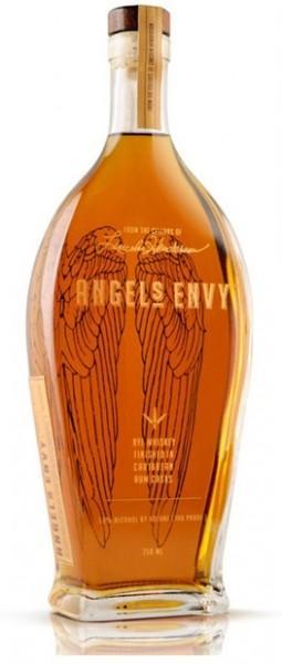 Angels envy port wine finished