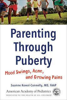 Parenting Through Puberty: Read an Excerpt, Interview, and Review ~ and Enter to Win the Book!