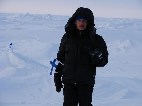 Ultrarunner to Attempt Greenland Ice Sheet Crossing