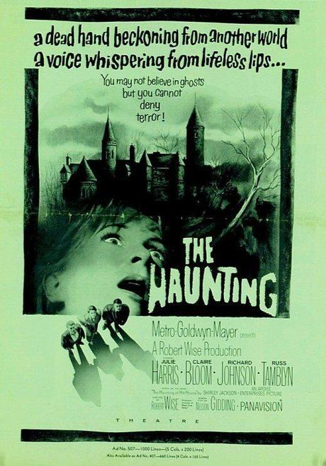 ABC Film Challenge – Horror – H – The Haunting (1963) Guest Pick Movie Rob