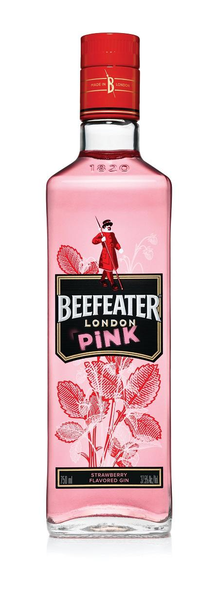 Drink Pink, America: Beefeater Pink Makes Its Debut In The U.S.