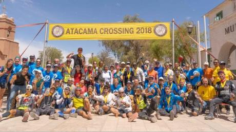 Atacama Crossing 2018 Results