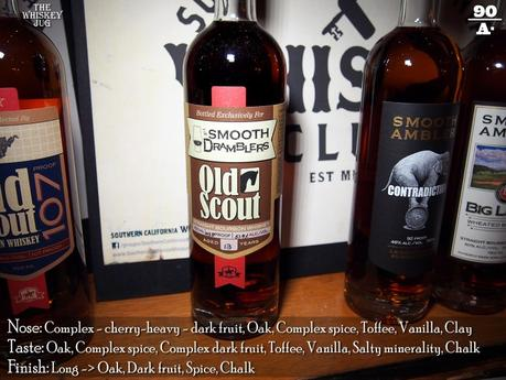 Old Scout Single Barrel - Smooth Dramblers Review