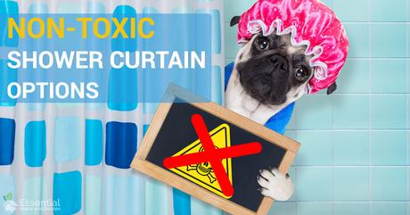 The Best Non-Toxic Shower Curtain Options – PVC Free