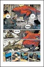 Preview: Murder Falcon #1 by Daniel Warren Johnson (Image)