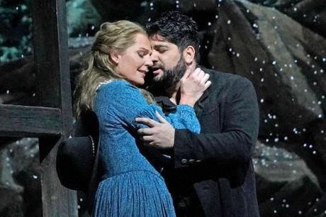 Opera Review: A Blaze of Saddles