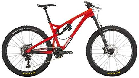 Diamondback Bicycles Release 5C Carbon Full Suspension Mountain Bike Review