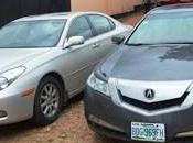 EFCC Arrests Yahoo Ekiti Cars Recovered From