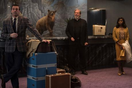 Movie Review: 'Bad Times at the El Royale'