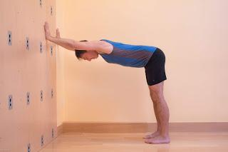 A Yoga Pose for My Dental Hygienist