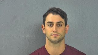 Clinton J. Toedtmann, Judge Jerry Harmison's future son-in-law, blew almost twice legal limit on DUI and will be on probation for wedding to Jenna Harmison