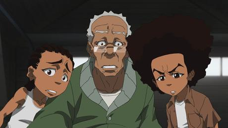CP470A: The Boondocks, Animating Race and Humor