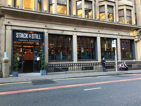Launch of Stack and Still – pancakes galore!