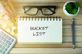 Image result for bucket list