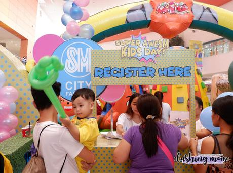 #SuperAweSMKidsDay explains why kids love SM Supermalls