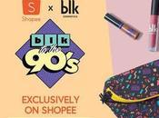 90's Kid? Shopeexblk Cosmetics Collection