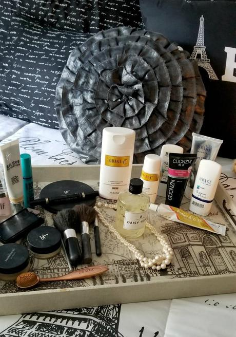 My Beauty Routine: Sharon