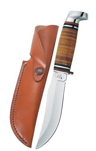 Case Medium Skinner Leather Hunter Knife Review