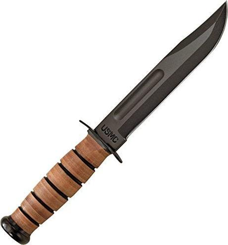 KA-BAR Full Size US Marine Corps Fighting Knife Review