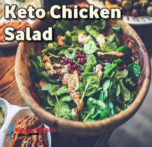 Keto Chicken Salad Recipes