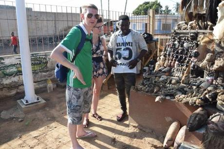 Backpacking in Togo: Touring the World's Largest Voodoo Market in Akodessawa, Lomé