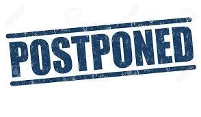Trivia Postponed Again